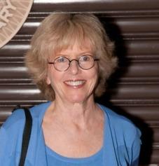 Grace Lichtenstein headshot